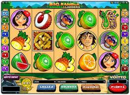 suosittu hedelmäpeli logo